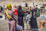 Penerbangan sewa ke-4 membawa warga Afghanistan, AS, Eropa keluar Kabul