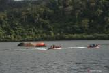 Nahkoda tenggelamnya Kapal Pengayoman IV ditetapkan sebagai tersangka