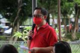 Wali Kota Tomohon ajak warga  jaga lingkungan sokong 'world clean up day'