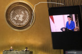 Semua Presiden tak perlu tunjukkan bukti vaksinasi di sidang PBB