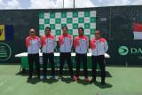 Davis Cup 2021 : Gunawan hadapi petenis andalan Barbados pada laga pembuka