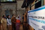 PLN NTT alirkan listrik bagi warga  di perbatasan RI-Timor Leste
