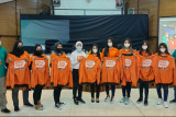 290 perempuan tergabung jadi kurir PT Pos Indonesia