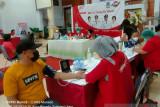 Kelurahan Tingkulu-ARS-GMIM Anugerah Gelar Vaksinasi Kedua