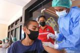 Kemenkumham NTT gelar layanan vaksinasi COVID-19 bagi pegawai dan keluarga