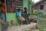 Satgas TNI beri pengobatan keliling untuk warga Papua di perbatasan