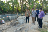 Pemkab Tangerang normalisasi sungai dan membangun saluran air