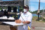 Bupati Sangihe apresiasi dukungan vaksinasi dari TNI dan Polri di Sangihe