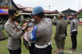 Polres Agam tindak tegas balap liar saat Operasi Patuh Singgalang 2021