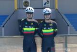 Dua bersaudara tumpuan medali Riau cabor sepatu roda PON Papua