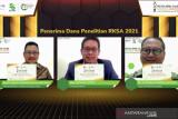 Tiga penelitian lolos seleksi dapat dana Rp1,5 miliar di RKSA 2021