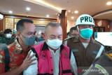 Mantan Gubernur Sumsel Alex Noerdin batal ditahan di Rutan KPK