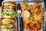 Brand makanan cepat saji Byurger-LandX siap ekspansi besar-besaran