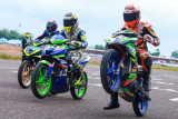 192 pembalap ikuti Kejurnas Motoprix di Musi Banyuasin