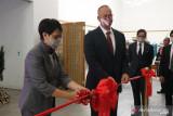 Menlu Retno Marsudi resmikan renovasi gedung KJRI Los Angeles