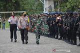 Polres Mimika antisipasi gangguan KKB saat PON XX Papua