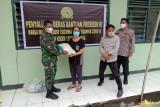 Kodim Minahasa bantu warga terdampak COVID-19 di Minahasa Tenggara