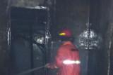 Satu unit rumah warga hangus terbakar di Pasaman kerugian mencapai Rp500 juta