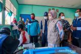 Wagub NTB meminta kabupaten kota percepat vaksinasi anak sekolah