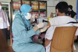 Airlangga: Vaksinasi di Lampung dan Sumbar jadi perhatian Presiden Jokowi
