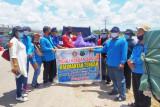 Masyarakat Kapuas bantu korban banjir di Pulang Pisau dan Gunung Mas