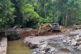 Bendungan Sungai Batang Dareh Agam diperbaiki, ribuan hektare bisa teraliri