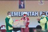 Pulang ke Riau, Leani Ratri Oktila diberi bonus Rp1 miliar oleh gubernur