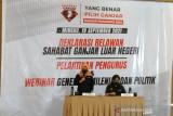 Sahabat Ganjar di 17 negara deklarasikan siap tempur di 2024