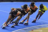PON Papua : 89 atlet sepatu roda dari 16 provinsi bersaing menjadi yang terbaik