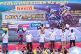 Pembalap PPLPD  Muba juarai Kejurnas Motoprix Piala Presiden