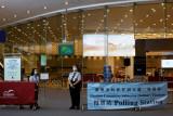 Hong Kong gelar pemungutan suara untuk memilih 1.500 anggota Komite Pemilu