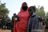10 pelajar Nigeria dibebaskan usai disekap dua bulan