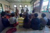 Dari Riau, 8 anak jalanan tidur di terminal-mengganggu kenyaman, dibina Satpol PP Pariaman