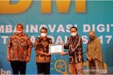 Ini para pemenang Lomba Inovasi Digital Mahasiswa 2021 yang sukses digelar di Unand Padang