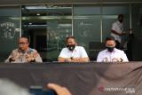 Polisi terima laporan Luhut terhadap  Haris Azhar-Fatia Maulidiyanti