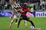 AC Milan paksa Juventus puasa kemenangan bermain imbang 1-1