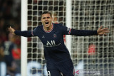 Icardi antar PSG petik kemenangan dramatis 2-1 lawan Lyon