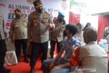 Warga yang dinyatakan sembuh dari COVID-19 di Aceh bertambah 267 orang
