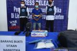 BNN Banten Gagalkan Penyeludupan Sabu Dari Medan