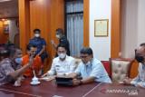 Pemkab Sigi - Pemprov Sulteng bahas pembangunan infastruktur jalan