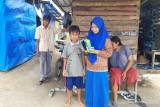 ANTARA Kepri bantu handphone untuk anak putus sekolah di Bintan