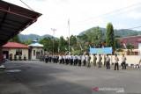 Operasi Patuh Samrat  Polres Sangihe sasar pelanggar Prokes dan Lalu lintas
