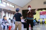 Mensos semangati anak yatim piatu di Banjarbaru
