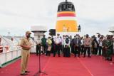 Pemkot Makassar hentikan pengoperasian KM Umsini sebagai kapal isolasi mandiri