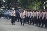 Polda Lampung imbau masyarakat tertib berlalu lintas pada Operasi Patuh Krakatau