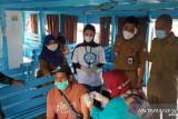 Pemkot Makassar gelar vaksinasi untuk juragan kapal dan ABK
