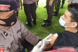 Akpol 97  gelar vaksinasi untuk warga Donggala