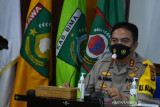 Kapolda NTB targetkan 41 ribu vaksinasi per hari di Lombok Tengah