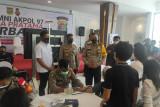 Akpol 97 Wira Pratama gelar serbuan vaksin dan baksos