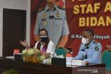 Kemenkumham tekankan jajaran di Sulawesi Tenggara bangun zona integritas